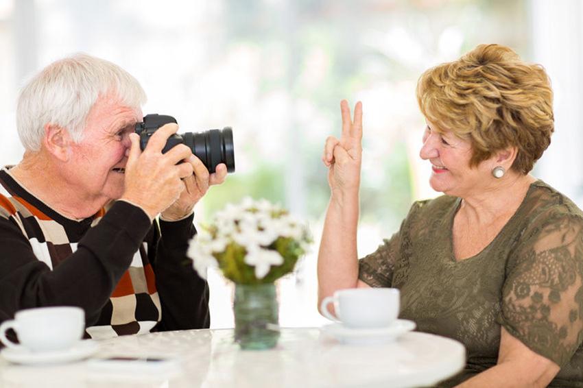 Contact houden met de kleinkinderen (tijdens Corona maatregelen)