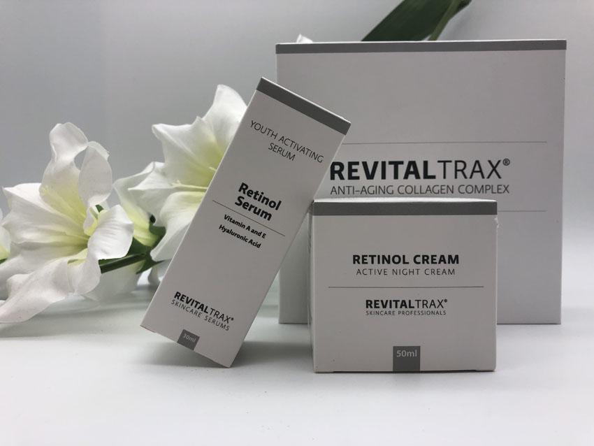 De verzorging van de rijpere huid door Revital