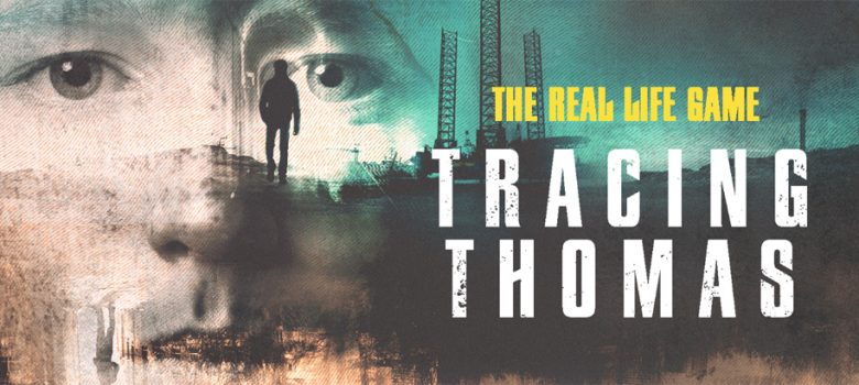 Live theater spektakel: Tracing Thomas
