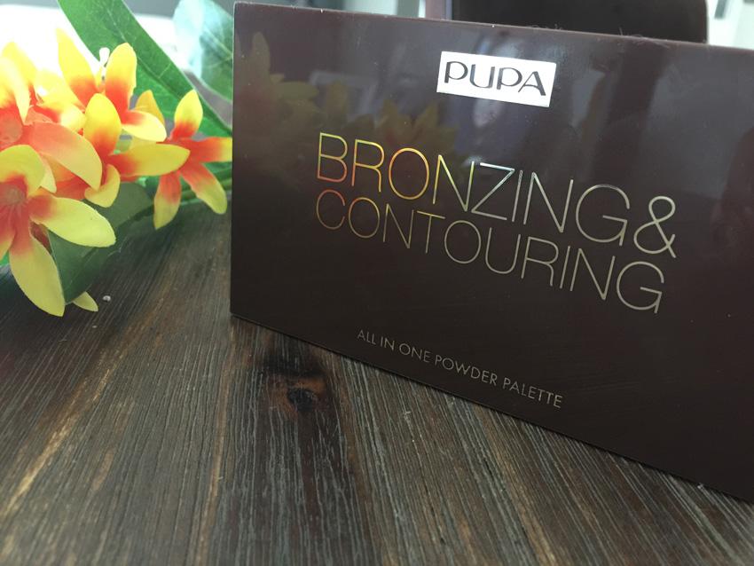 Bronzing & contouring - Pupa Milano