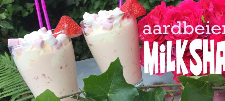 Milkshake - Zomerse recepten