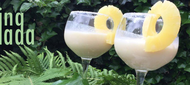 Pina Colada - Zomerse recepten