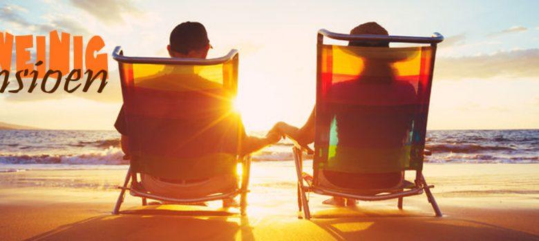 Pensioengat - Te weinig pensioen, wat nu? Hoe maak je dit nog goed?