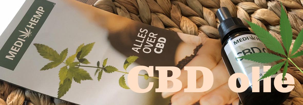 CBD olie – Mijn ervaring