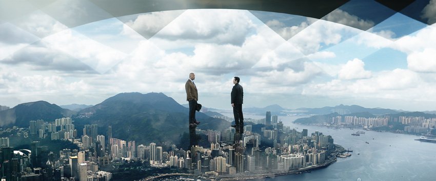 Skyscraper - Filmbespreking