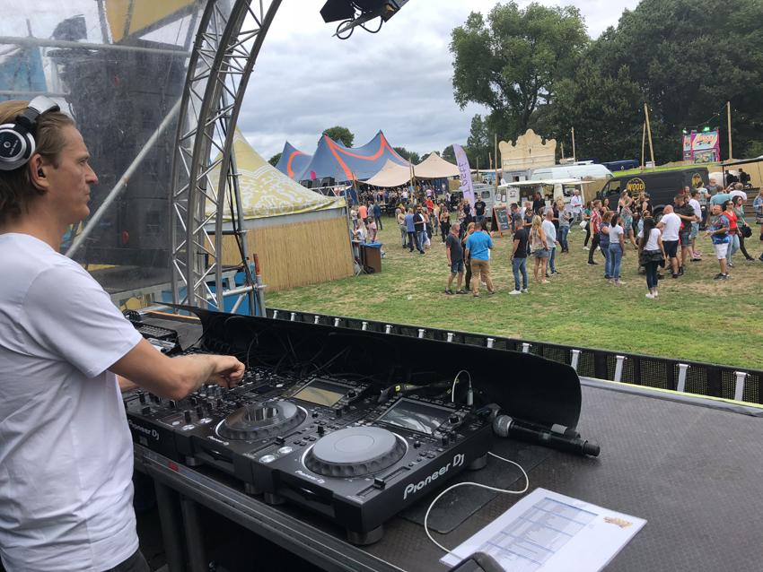 Den Haag Outdoor 2018 festival
