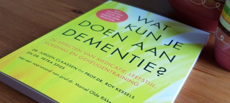 Wat kun je doen aan dementie