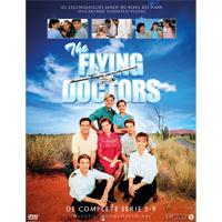 The Flying Doctors box - Seizoen 5-9