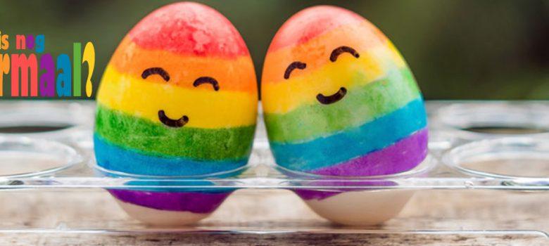 Genderneutraliteit, lesbo's en homo's. Wat is nog normaal?