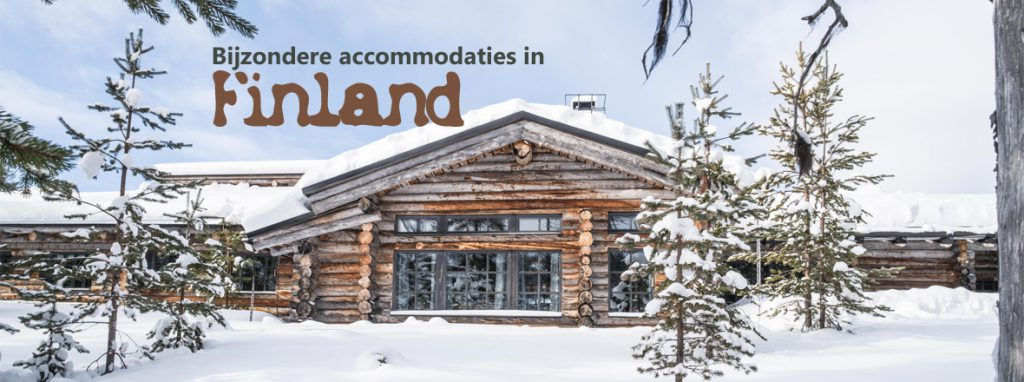 Bijzondere accommodaties in Finland