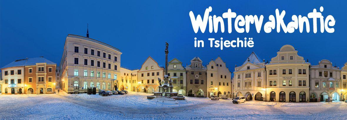 Wintervakantie in Tsjechië