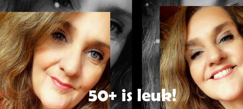 50 plus is leuk!