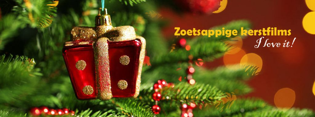 Zoetsappige kerstfilms, I love it!