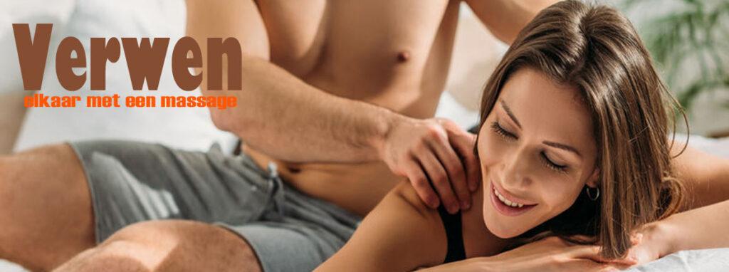 Verwen elkaar met een massage!