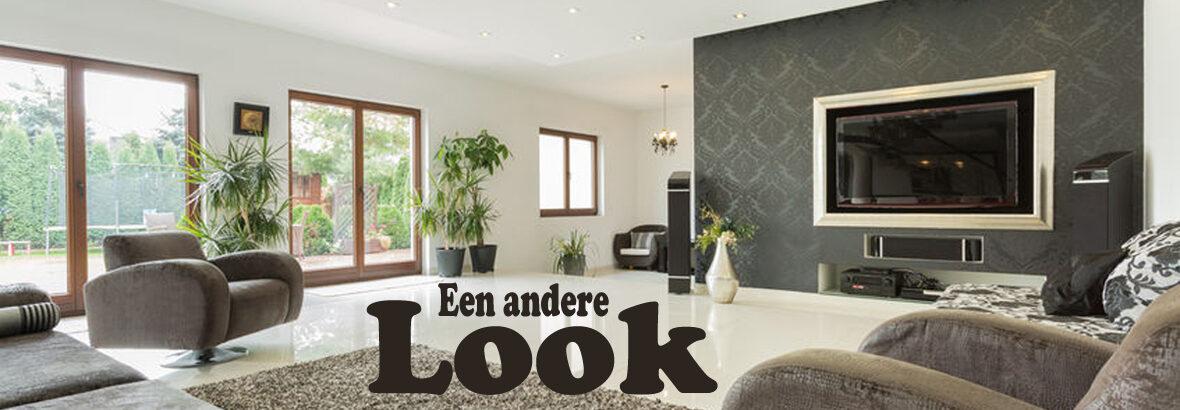 Je huis een geheel andere look geven? 4 ideeën!
