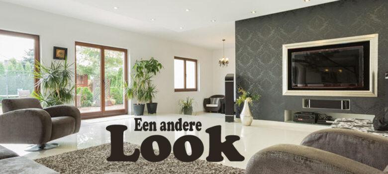 Je huis een geheel andere look geven? 5 ideeën!
