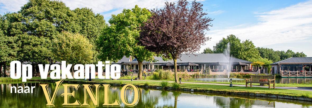 Op vakantie naar Venlo: Boek een kamer in Hotel Maashof!